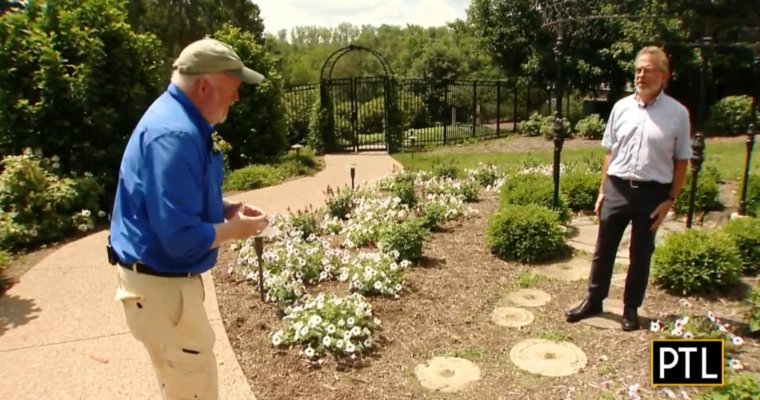 Tour the Pittsburgh Botanic Garden as seen on PTL