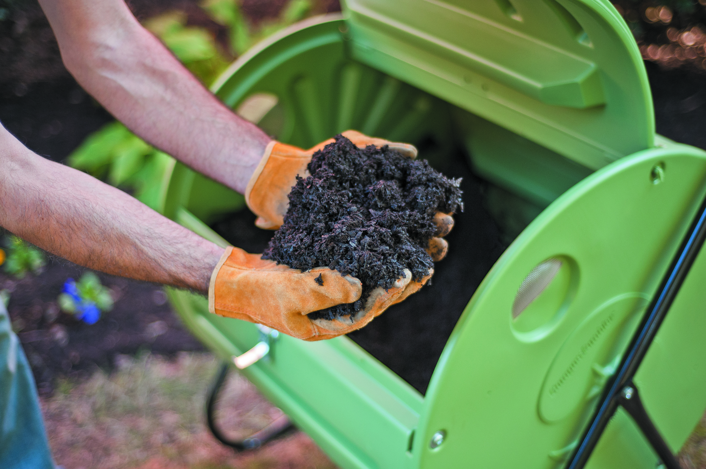 Backyard composting classes, rain barrel workshops and more from PRC