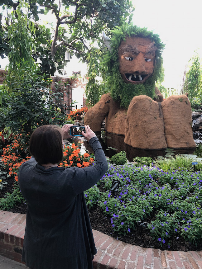 The Hidden Life of Trolls at Phipps from PTL