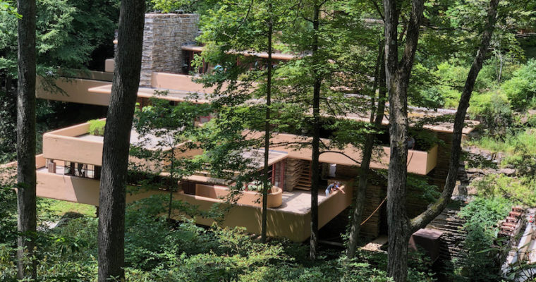 Annual Summer Interns Make Improvements to Fallingwater's Visitor Experience